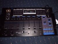 GLI PRO GLX 8000 STEREO PROFESSIONAL MIXER WITH DIGITAL ECHO & SOUND EFFECTS