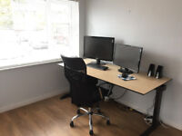 Office Space to Rent- Perfect for Freelancers looking to expand! (No contract)