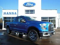 2015 Ford F-150 *NEW*SUPER CAB XLT/XTR*CHROME*300A*4X4 5.0L V8 G