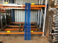 RAPID RACKING 1 SHELVING LEGS 2000MM SET OF 4