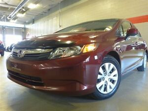 2012 Honda Civic Sedan LX seulement 77 843 KM!