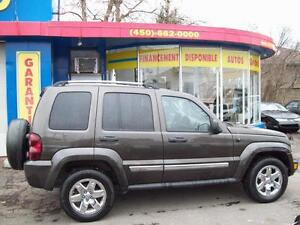 2006 Jeep Liberty Limited climatisé