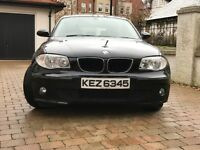 2006 BMW 116i Sport great condition Low Mileage MOT to April 2017