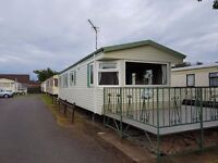 3 bed caravan for rent on richmond holiday park, skegness