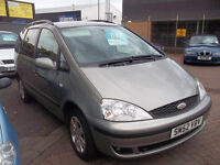 SEAT ALAHAMBRA 7 SEATER FACELIFT MODEL IN SILVER .GOOD ALL ROUND CONDITION. NEW MOT ONLY £1295