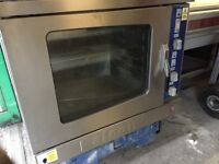 FALCON CONVECTION FAN OVEN FAST FOOD BAKERY PERI PERI CHICKEN RESTAURANT CATERING COMMERCIAL SHOP