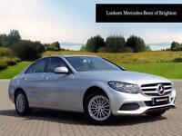 Mercedes-Benz C Class C220 BLUETEC SE EXECUTIVE (silver) 2015-03-31