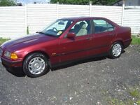 BMW 318i 5 SPEED MANUAL 4 DOOR SALOON