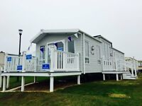 BRAND NEW STATIC HOLIDAY HOME.NO SITE FEE'S 2018 AND BUY NOW PAY LATER... NOT HAVEN!