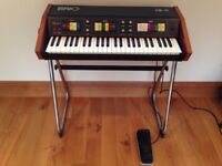 Jen Brio 49-P Vintage Keyboard/Synth
