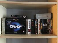 DVD Box Set Collection - James Bond, Star Wars, Clint Eastwood, Back To The Future etc