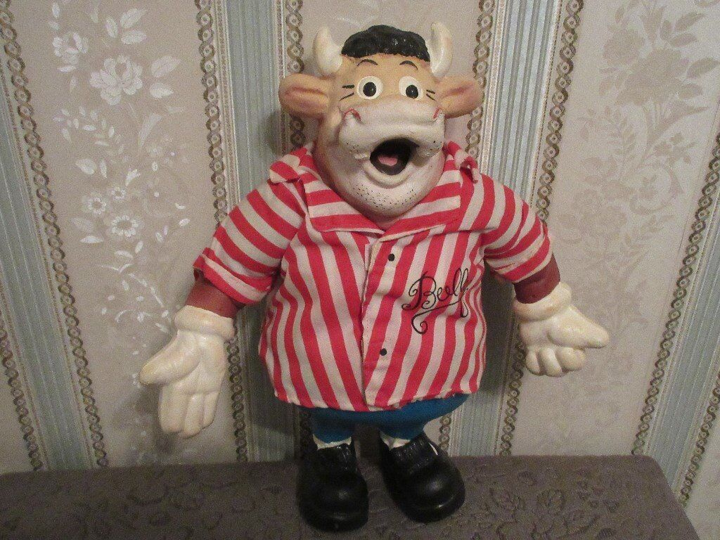 Film- & TV-Spielzeug Bullseye Bendy Bully Figure Collection Jim Bowen