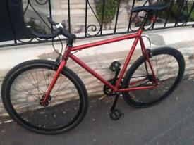 Goku Single Speed Bike For Sale