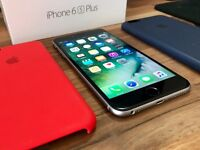 iPhone 6S Plus in fantastic condition, Unlocked 64gb in Space Gray.