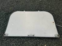 Ifor williams canopy rear door tailgate sizes in pictures