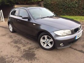 2006 BMW 118d SE 5dr Hatchback