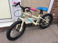 Woodland charm bike