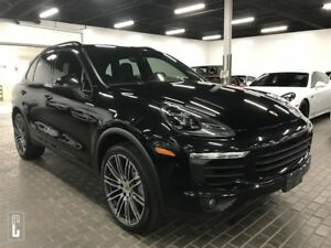 2015 Porsche Cayenne S-NAVI-TURBO WHEELS
