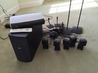 Bose Lifestyle 28 Home Cinema 5:1 Surround Sound System - Used in Good Condition