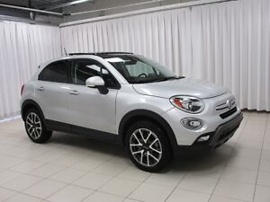 2017 Fiat 500X BE SURE TO GRAB THE BEST DEAL!! AWD 5DR HATCH W/