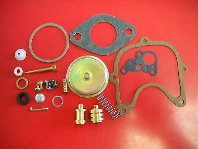 Ford Tractor Holley Carburetor Rebuild Kit Early 2000 3000 4000 Ckpn9590a Hck01