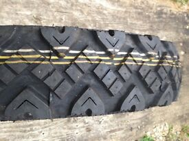Good Year Radial Land Rover tyre - new