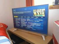 LG 43 Inch LED Smart Tv