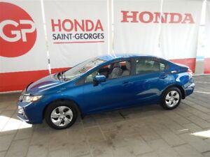 2015 Honda Civic AUTOMATIQUE TRÈS PROPRE