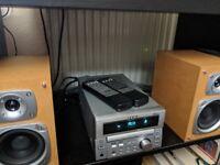Teac MC-D78 micro hifi x 2 ......