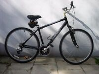 Mens Hybrid/ Commuter Bike by Specialized, Black, Large, Many Extra's, JUST SERVICED/ CHEAP PRICE!!!