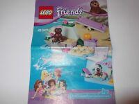 LEGO FRIENDS SEAL 41047