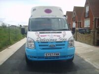 soft ice cream van 2007 £17,500 ono any offer under £ 15,000 do not bother