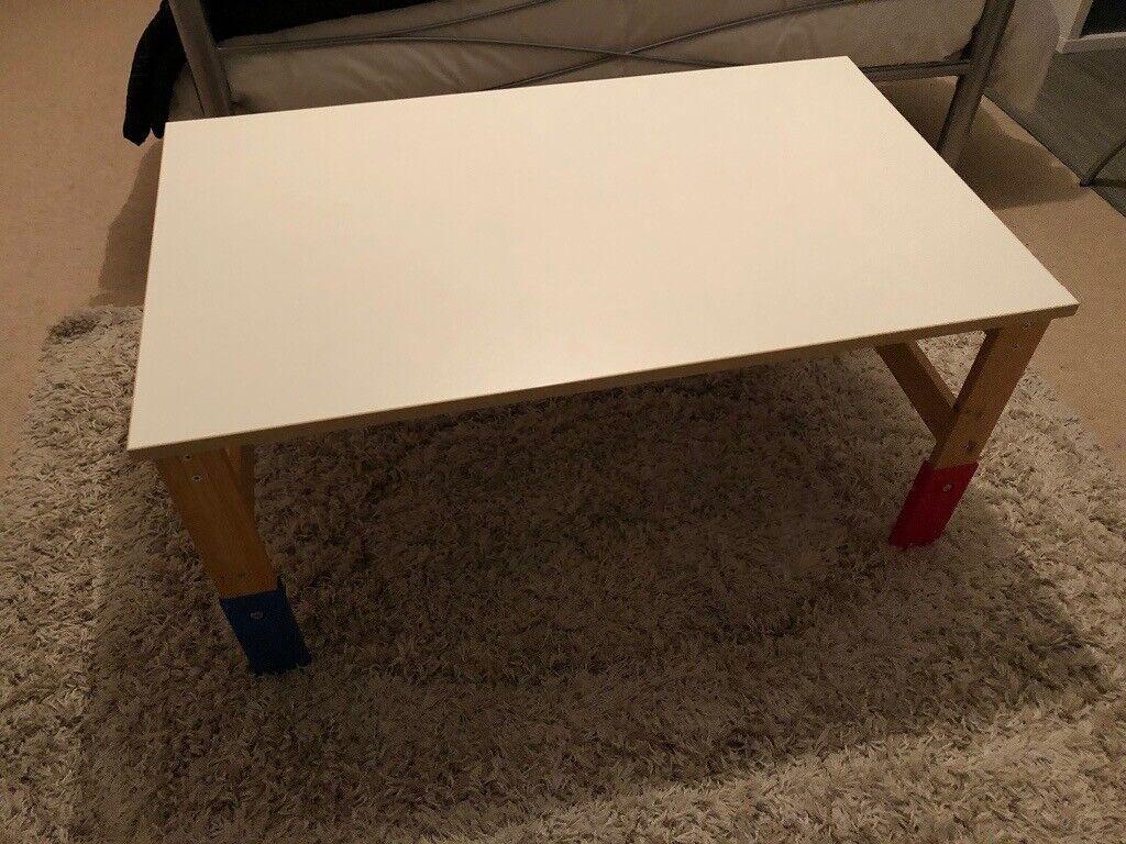 Children's Adjustable Play Table | in Malone, Belfast | Gumtree