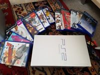 PLAYSTATION 2 & LOTS OF GAMES