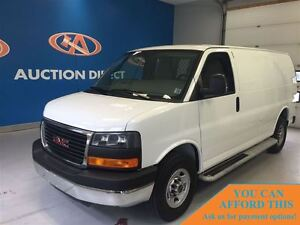 2015 GMC Savana 2500 3/4TON AC! POWER OPTIONS!