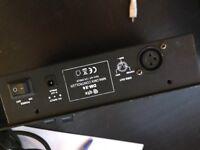DMX controller 4 channel