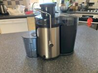 Barely used Homdox juicer