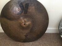 For Sale Vintage K Zildjian Custom Dry Heavy Cymbal
