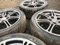 "Honda Civic Type r alloys 17"" ep3 k20"