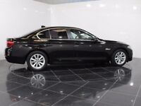 BMW 5 SERIES 518D SE (black) 2014