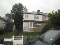 3 BED SEMI TO LET CLOSE TO BRI