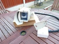 LARGE CCTV DUMMY CAMERA, GOOD CONDITION, GREAT DETERENT FOR INTRUDERS, BARGAIN £10, CAN DELIVER