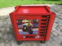 Limited edition Rossi toolbox