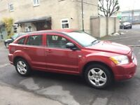 Dodge Caliber 1.8 SXT manual petrol