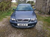 swap only VOLVO S40 sport for van or large estate