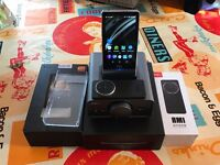 FIIO X7 high performance bluetooth MP3 and lossless music player with K5 Amp dock and RM1 remote