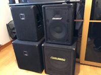 Carlsbro Speakers