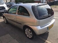 Corsa 2006 sxi plus low Millage 11 months MOT