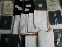 16 x New Clothes, linen, under bed, cupboard storage bags Mixed lot