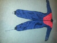 Woolly bear for membrane drysuit, to fit 6 foot plus NOW TAKEN.